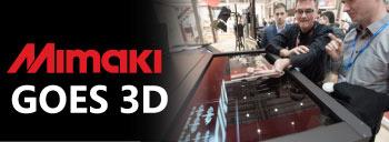 Mimaki-3D