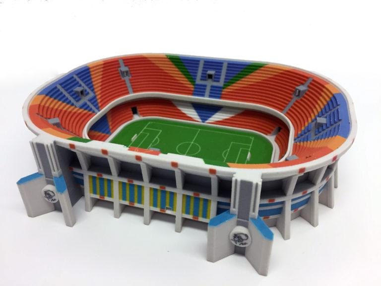 Application_3D_Building-Model-Arena