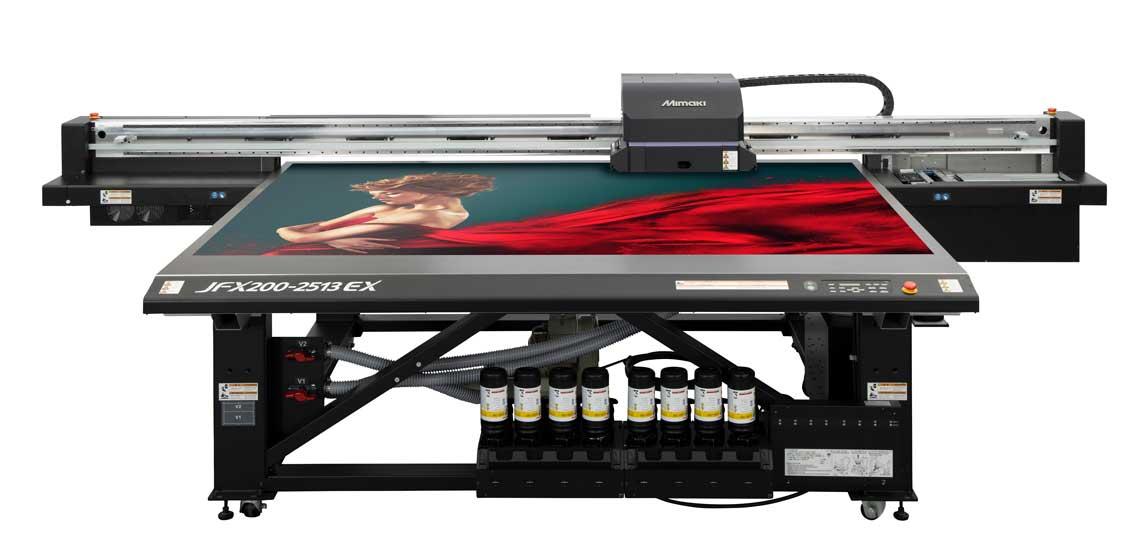 Mimaki - GSW - Graphix Supply World - Mimaki Printers